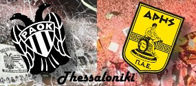 Thessaloniki Derby